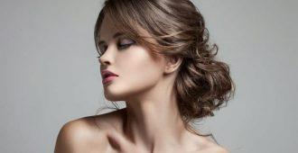 Повседневные прически для средней длины волос своими руками