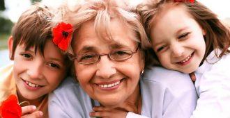 Самый важный человек в нашей жизни: бабушка по материнской линии