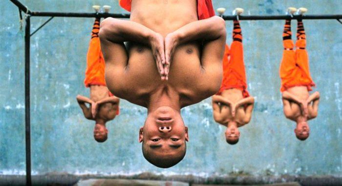 Тибетские монахи