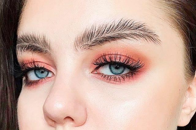 Новый тренд 2017: брови-перья!