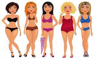Как правильно определить тип фигуры у женщин: основные параметры