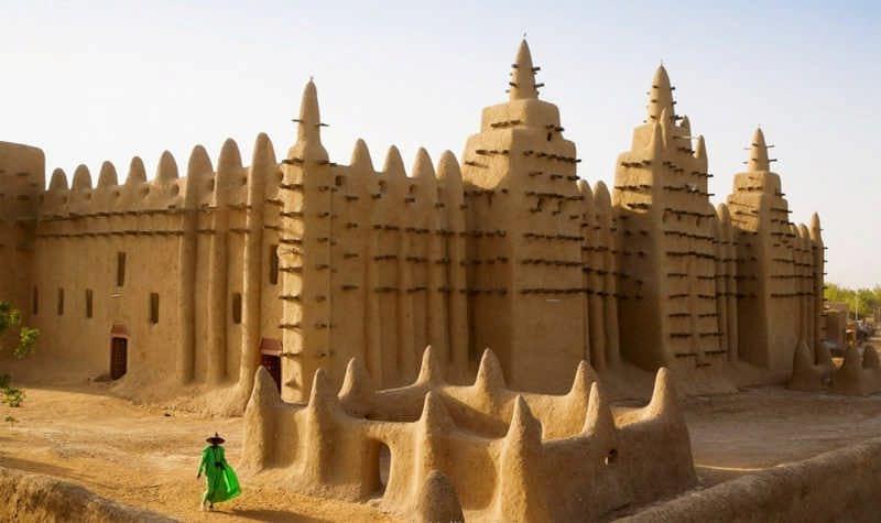 Дженненская соборная мечеть