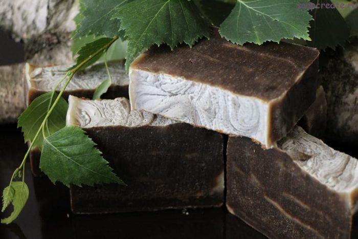 Способы применения дегтярного мыла для тела, лица, волос