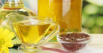В чем польза и вред льняного масла
