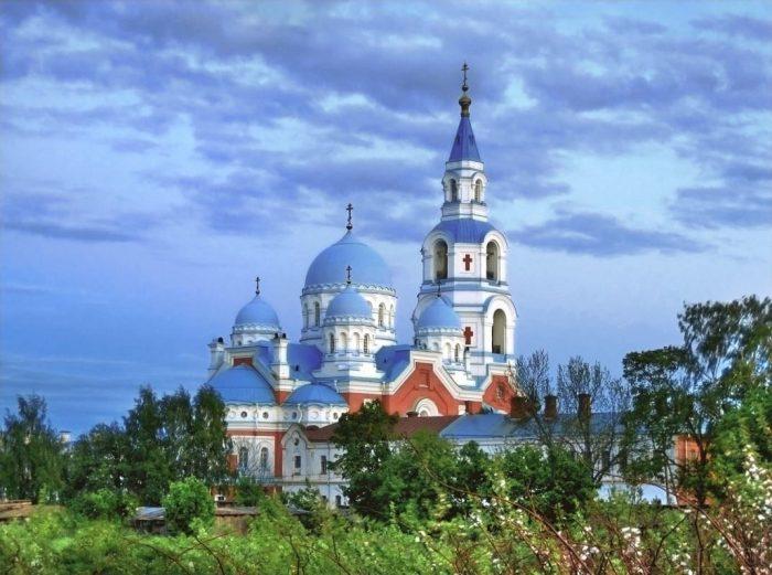 паломничество по святым местам