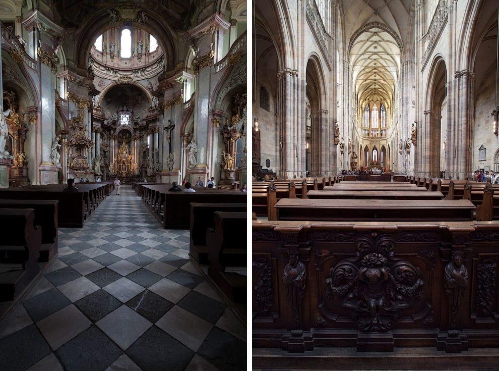 Крупнейший город Чехии — готическая и неповторимая Прага