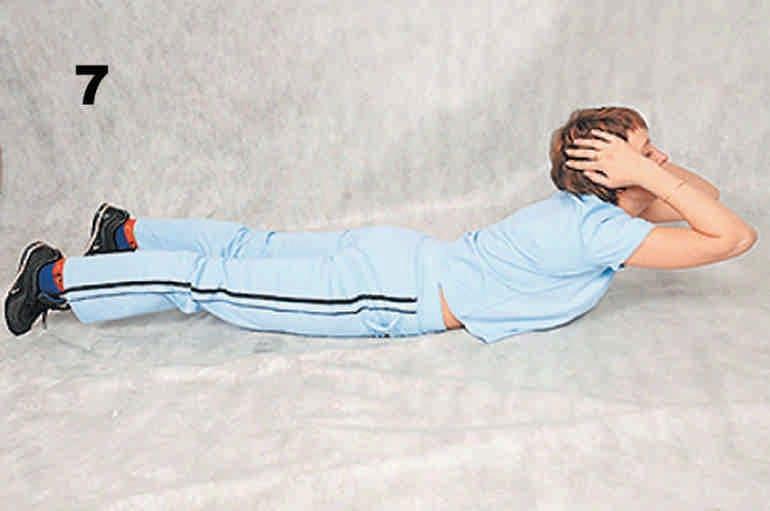 Лечебная гимнастика при грыжах позвоночника: 12 упражнений для спины