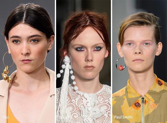 Серьги: модные тенденции 2017