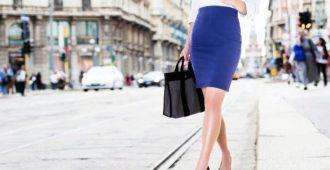 Как правильно подобрать и  с чем носить юбку?