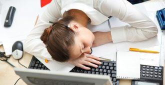 Как побороть дневную сонливость и вернуть работоспособность