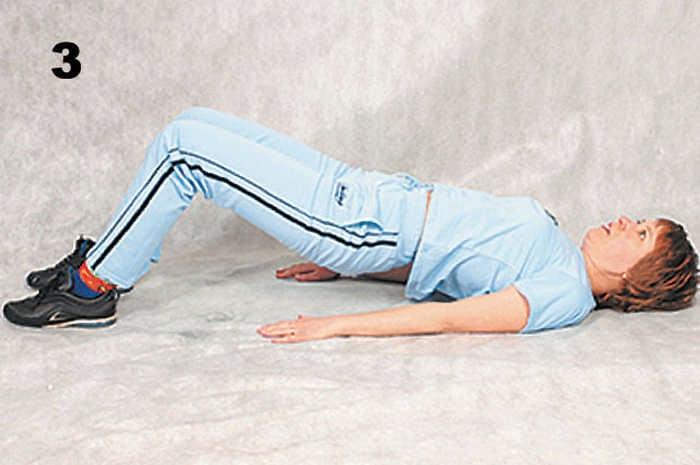 упражнения для спины при грыжах позвоночника