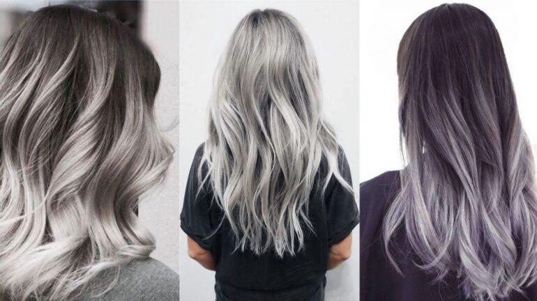 виды пепельного цвета волос