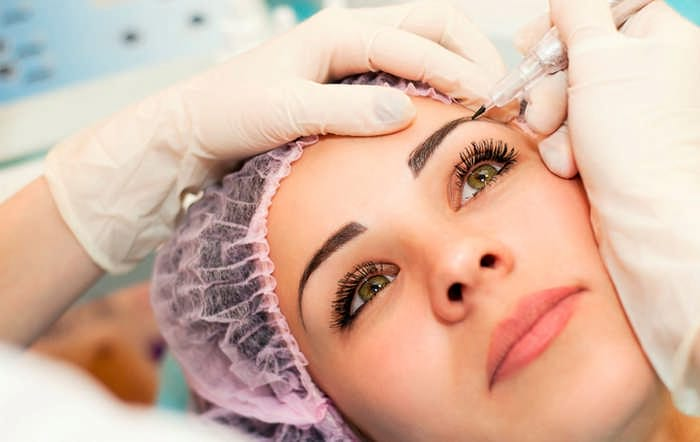 Как подобрать брови по форме лица