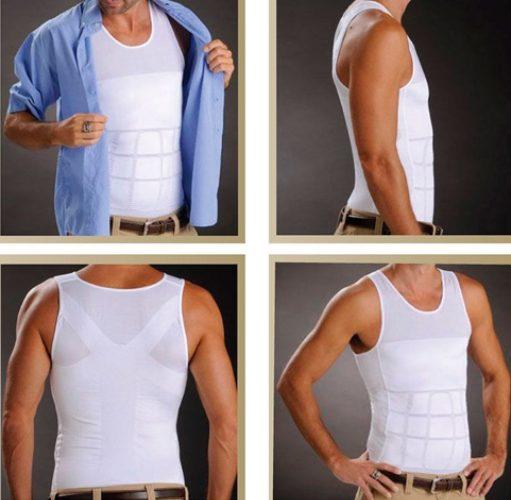 Корректоры осанки типа «футболка»