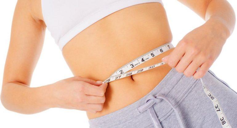 Убрать живот можно при помощи препаратов для похудения