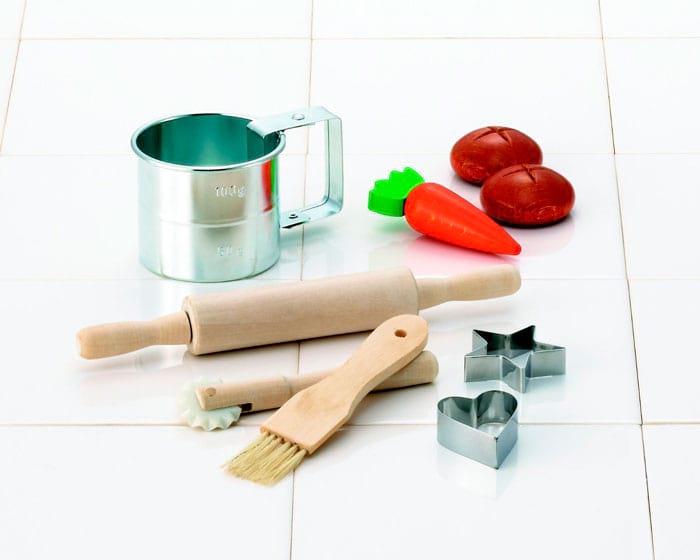Детские кухонные аксессуары