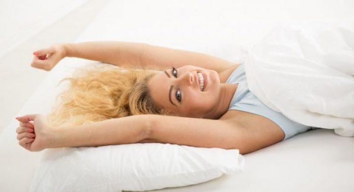 Разминка в постели