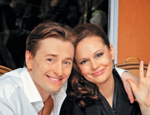 Сергей Безруков и Ирина