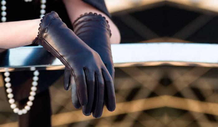 Как узнать размер перчаток для женщин - Примерка