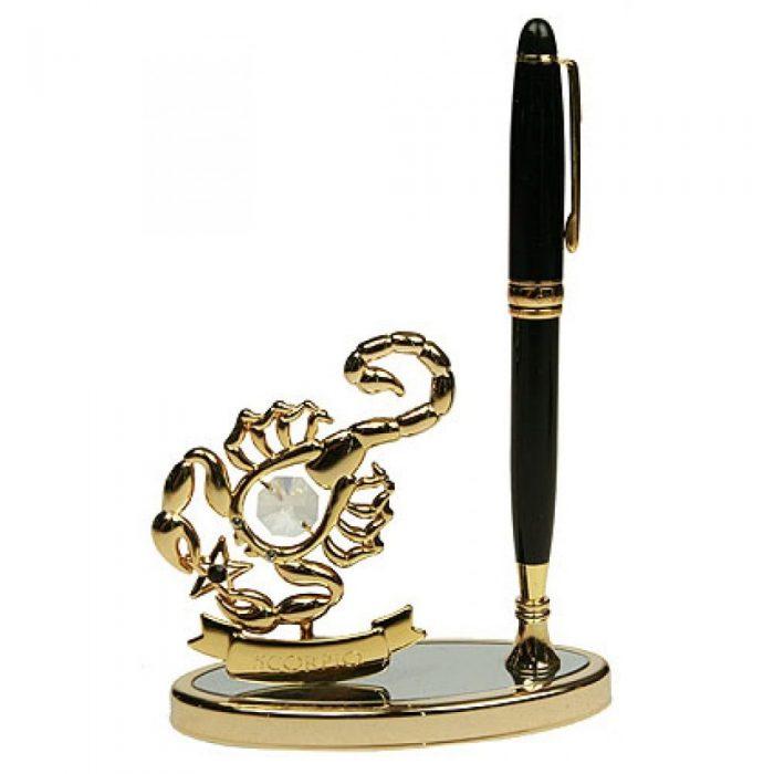 Ручка в подарок Скорпиону