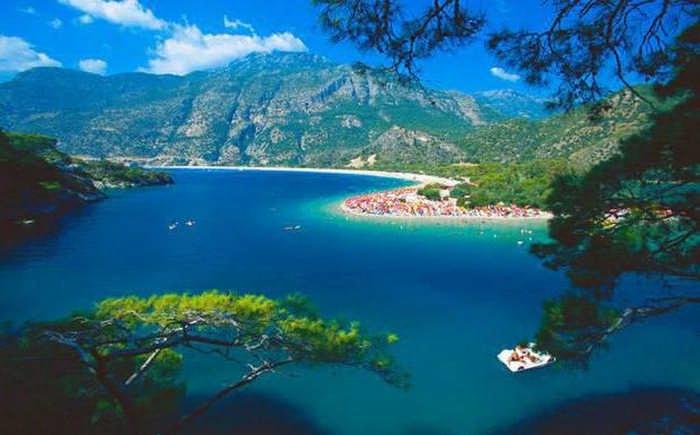 Топ-7 лучших курортов в Турции для пляжного отдыха