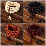 Буддийские браслеты на руку