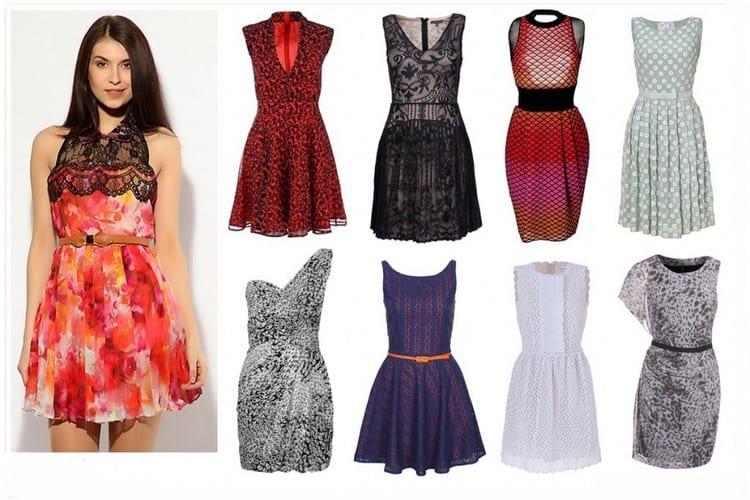Как правильно подобрать платье в зависимости от типа фигуры