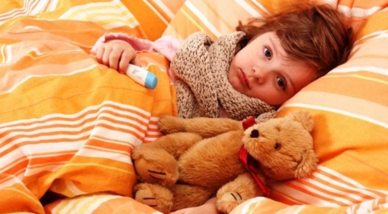 Нужно ли делать прививку от гриппа ребенку?