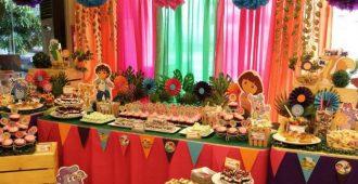 Идеи сладкого стола на выпускной в детском саду