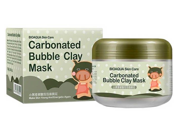Кислородные маски для лица