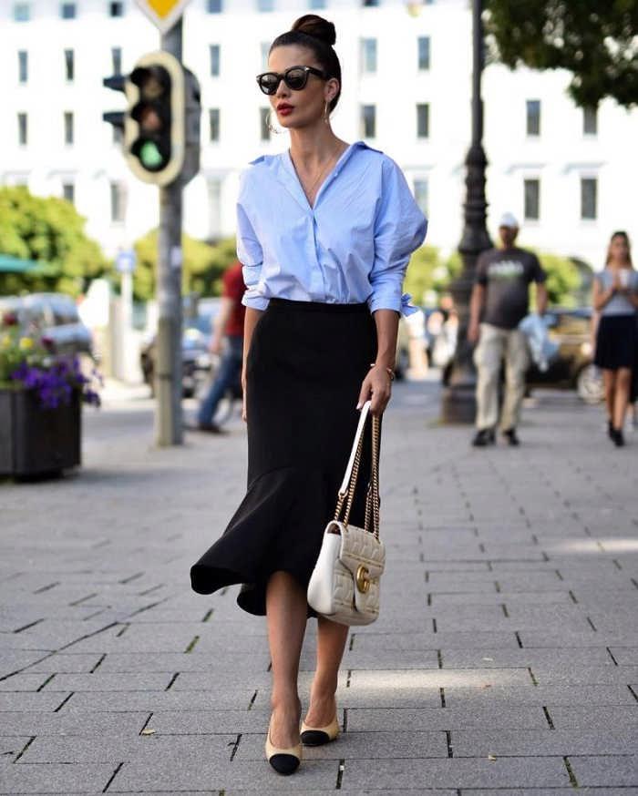 Модные советы от Эвелины Хромченко для женщин разного возраста