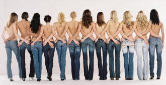 Как подобрать джинсы по типу фигуры: основные правила