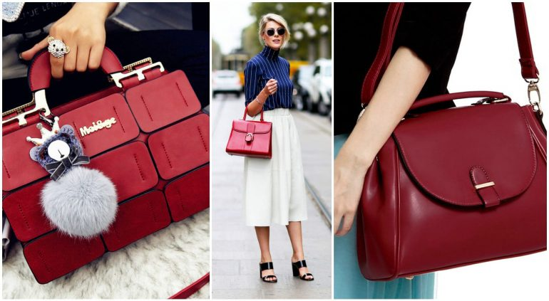 Модный цвет сумки
