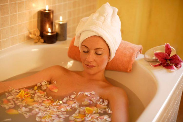 Проконсультируйтесь с врачом перед применением скипидарных ванн