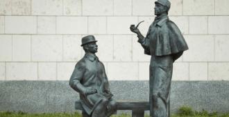 Угадай город России по памятнику