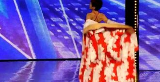 Когда 70-летняя женщина вышла на сцену, судьи даже подумать не могли, что увидят ТАКОЕ!