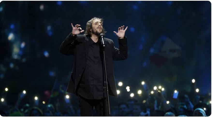 Он сразил зрителей «Евровидения» наповал. Но мало кто знает, чего ему стоили эти 3 минуты!