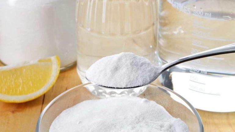 Сода и лимон увеличивают выделение желудочного сока