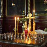 Как ставить свечи за упокой