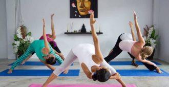 Как исправить осанку при помощи йоги