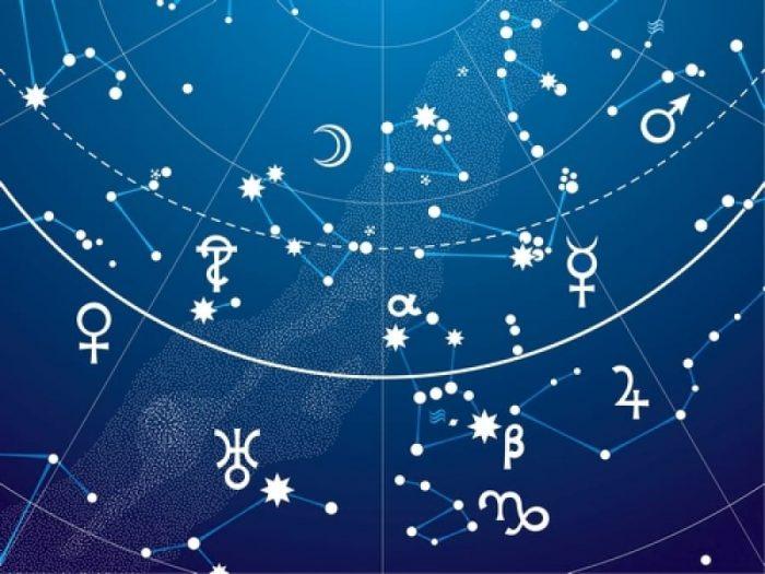 зодиакальные символы