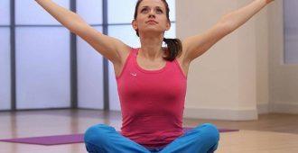 Дыхательная гимнастика для похудения с Мариной Корпан