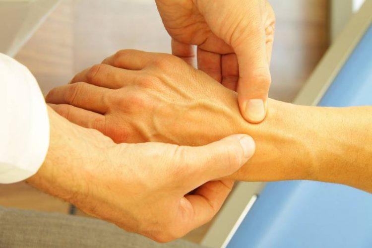 остеоартроз мелких суставов кистей рук
