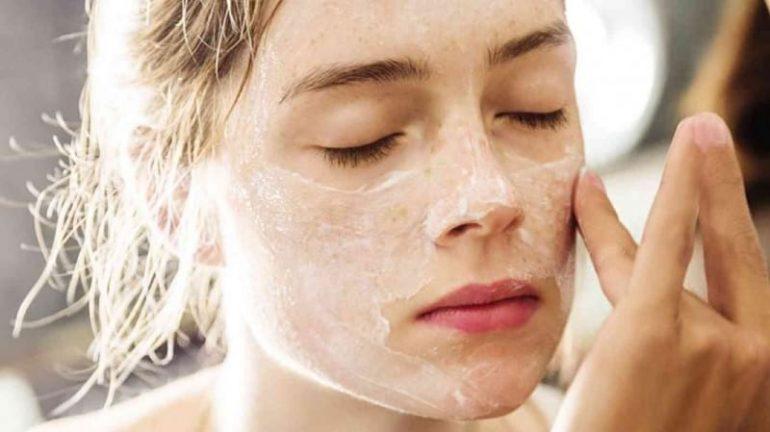 Использование хозяйственного мыла для ухода за лицом