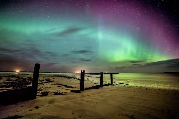 Топ-9 захватывающих фото северного сияния