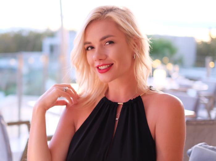 Самые красивые российские телеведущие Анастасия Трегубова