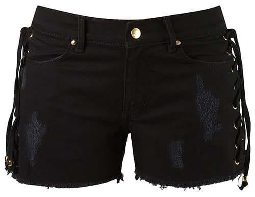 Топ 7 джинсовых шорт
