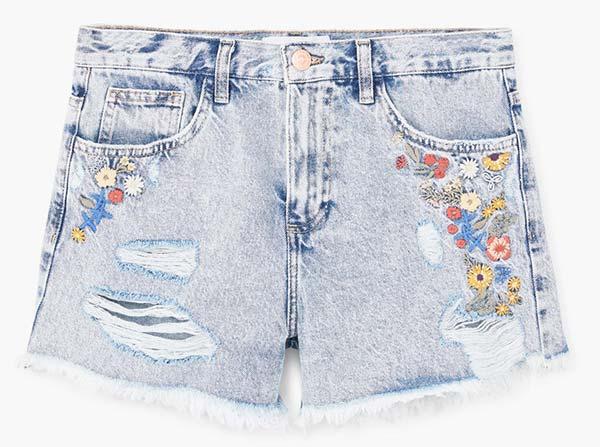 Джинсовые шорты: 7 идеальных вариантов для жаркого лета