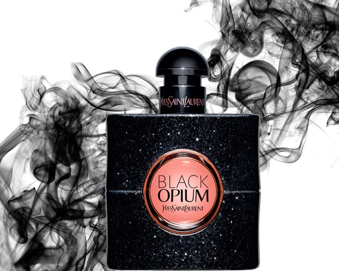 «Black Opium» от «Yves Saint Laurent»