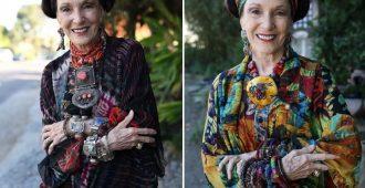 Модные тенденции: стиль бохо для 50 летних